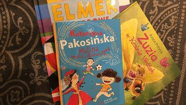 Książki, które ostatnio czytaliśmy