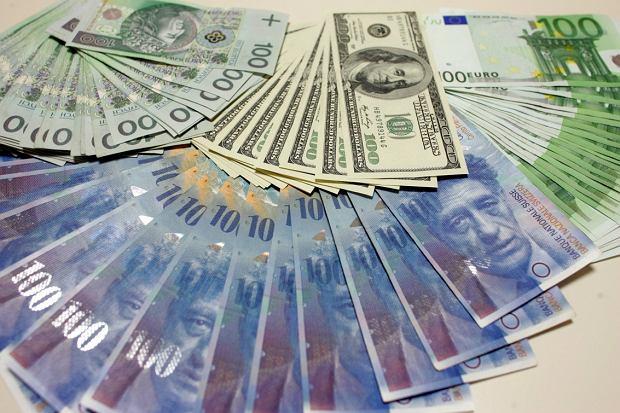 980c8b4dbf75 Złoty słabnie przez polityczne przepychanki we Włoszech. Rekordowe ceny  dolara i franka szwajcarskiego