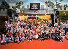 Zlot Rodzin Dzieci z Zespo�em Downa odby� si� w Family Parku