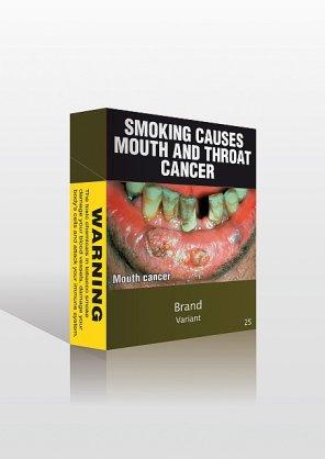 W Australii papierosy nie będą miały nazwy producenta