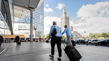 Migracje do Warszawy