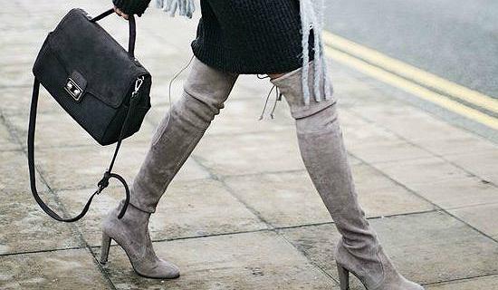 Kozaki zamszowe. Kobiece i wygodne buty na jesień