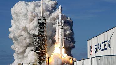 Rakieta SpaceX