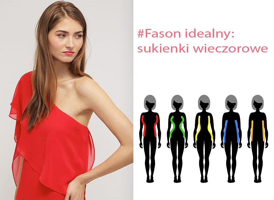 3e84239305 Fason idealny  jak dobrać sukienkę wieczorową do swojej sylwetki