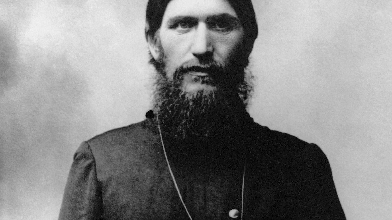 Grigorij Rasputin W 1910 R