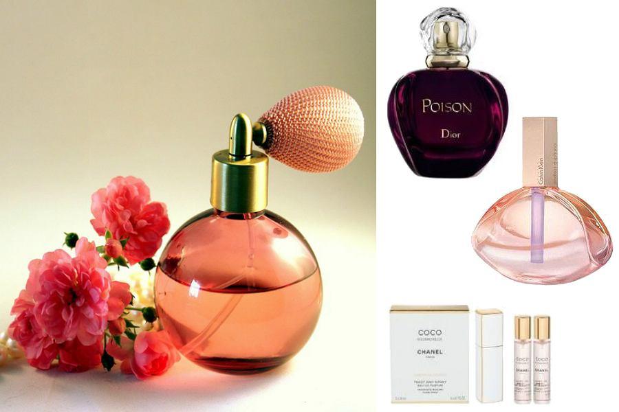 Perfumy na Dzień Kobiet