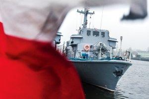 Mój pierwszy raz: na okręcie Marynarki Wojennej