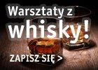 """Warsztaty whisky 23 maja: biletem wst�pu nowy numer """"Logo"""""""