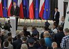 Awantura o Sikorskiego po stwierdzeniu, że Putin proponował Polsce rozbiór Ukrainy