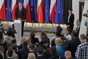 Awantura o Sikorskiego po stwierdzeniu, �e Putin proponowa� Polsce rozbi�r Ukrainy
