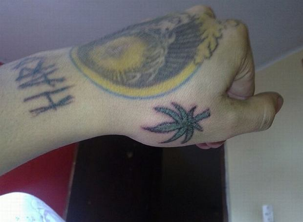 Te Tatuaże Są Prawdziwe I Nigdy Się Nie Zmyją Niektórzy