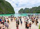 Plaża Maya Bay w Tajlandii zostanie zamknięta dla turystów