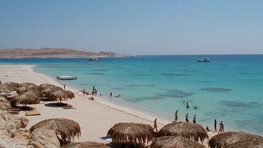 Egipski kurort Hurghada