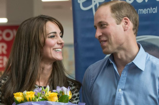Ksi�na Kate i ksi��� William na romantycznym wypadzie z dala od dzieci. Pojechali do miejsca, w kt�rym si� poznali