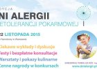 Dni Alergii i Nietolerancji Pokarmowej 2015