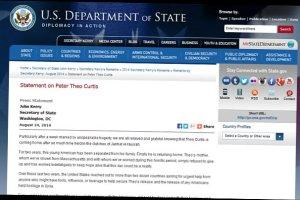Uwolniono dziennikarza z USA przetrzymywanego w Syrii