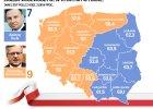 Wybory prezydenckie. O zwyci�stwie Dudy zdecydowa�a polska wie� [INFOGRAFIKI]