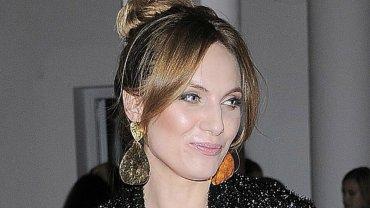 Sylwia Gliwa na salonach pojawia si� bardzo rzadko. By�o �mia�o i... stylowo