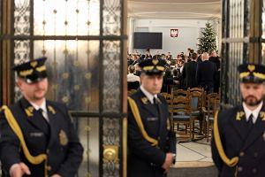 Prokuratura wszczęła śledztwo w sprawie obrad w Sali Kolumnowej. Nagła dymisja w Sejmie