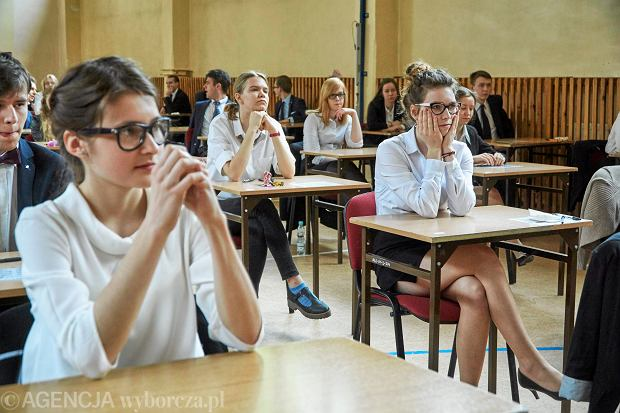 Matura 2018. Egzamin pisemny z matematyki wśród egzaminów obowiązkowych.