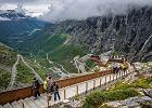 Trasa turystyczna Geiranger-Trollstigen