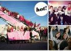 Victoria's Secret 2014. Z Nowego Jorku do Londynu. Jak wygl�da� wsp�lny lot Anio�k�w?