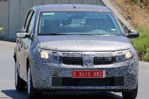 Prototypy | Dacia Sandero, Logan MCV | Debiut w Pary�u