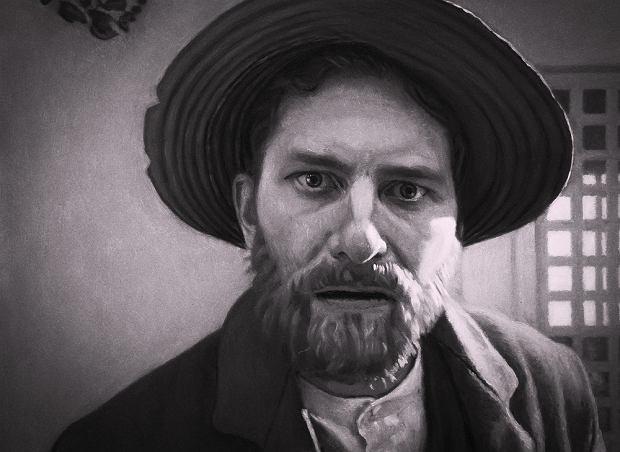 Robert Gulaczyk jako Vincent van Gogh w filmie 'Twój Vincent'