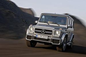 Mercedes rządzi w USA