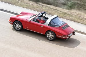 Nie liczy wersji i lat   Historia Porsche 911