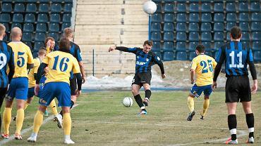 Zawisza w sparingu pokonał 2:0 Arkę Gdynia