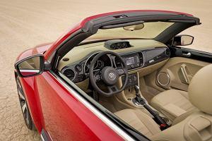 Nowy Volkswagen Beetle cabrio | Galeria
