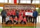 """SKF Wis�a ze z�otymi medalami. """"Zesp� pokaza� wi�lacki charakter"""""""