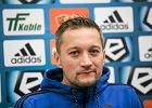 Lech Pozna� - Wis�a Krak�w. Marcin Broniszewski: By�em zaskoczony zwolnieniem trenera