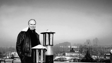 Prof. Cezary Szczylik, Warszawa, 2005 r.
