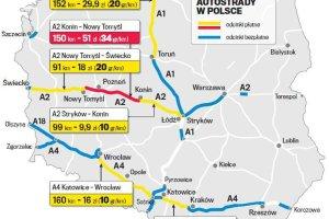 Polskie autostrady drogie jak na Zachodzie