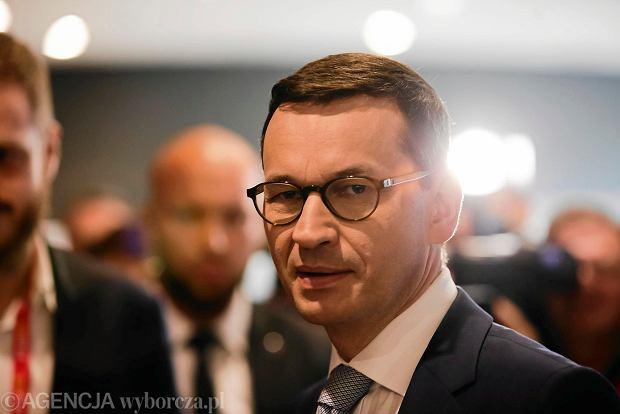 Gościem kongresu Impact 2018 był premier Mateusz Morawiecki.