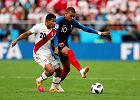 Mistrzostwa świata 2018. Francja - Peru. Mbappe daje Francji zwycięstwo i przechodzi do historii