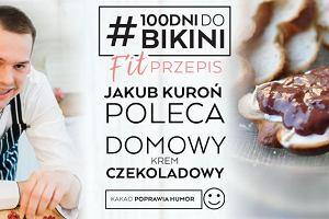 Jakub Kuroń poleca: Domowy zdrowy krem czekoladowy