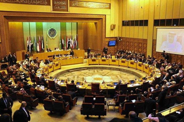 Spotkanie Ligi Arabskiej w Kairze