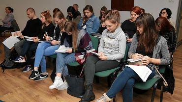 Debata o przyszłości Bydgoszczy w hali Łuczniczka. Temat: 'Bydgoszcz aktywna społecznie'