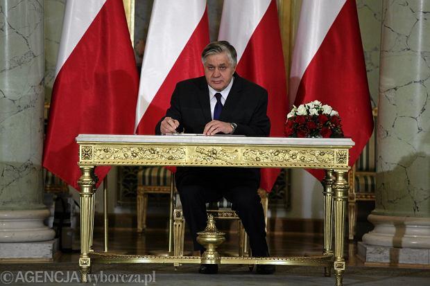 Minister Jurgiel - dobry pan