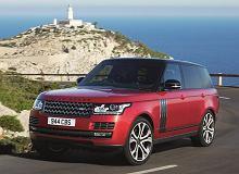 Land Rover szykuje odpowiedź na Bentleya Bentaygę