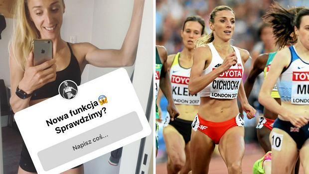 Lekkoatletyka. Angelika Cichocka odpowiada na pytania kibiców.