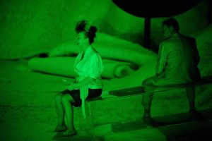 GRIMM: czarny �nieg w Teatrze Polskim. Si�a obrazu i muzyki