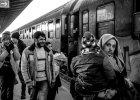Podr� imigranta mieszkaj�cego w Polsce: chcia�em zobaczy�, co dzieje si� w obozach dla uchod�c�w [ZDJ�CIA]