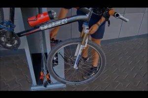 Stacje do samodzielnej naprawy rowerów