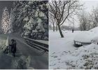 Wiosna? Nie na Podhalu! Takich opadów śniegu nie było tam nawet w styczniu [ZDJĘCIA]