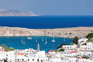 Wyspy greckie. Dodekanez