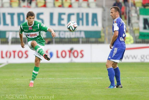 Zdjęcie numer 5 w galerii - Jan Kocian po meczu z Lechią: Przez 90 minut byliśmy lepszym zespołem